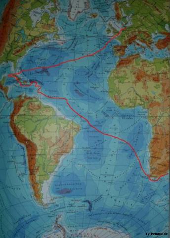 atlantik rauf