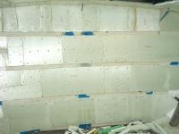 Wand 2. Schicht
