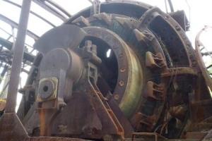 motor der e-lok 1911