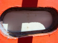 Fenster  Waschraum