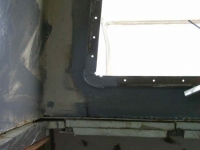 Seitenfensterrahmen