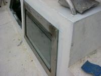 Seitenfenster  aussen